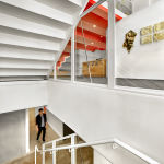 Photos by Cesar Rubio Building by Jensen Architects Tana Quincy in the gallery