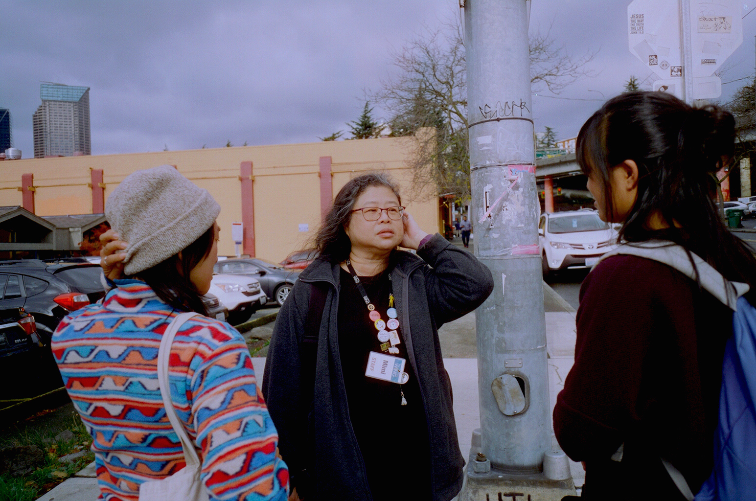 The next morning, we met Mimi, our Chinatown tour guide. We walked your streets and traced your footsteps