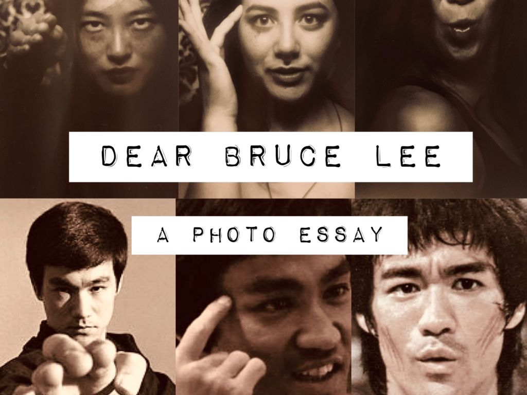Dear Bruce Lee: A Photo Essay