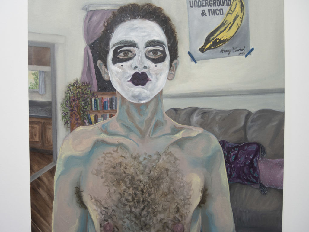 when you lay your body on mind: Artspan Artist Interview with Brea Weinreb