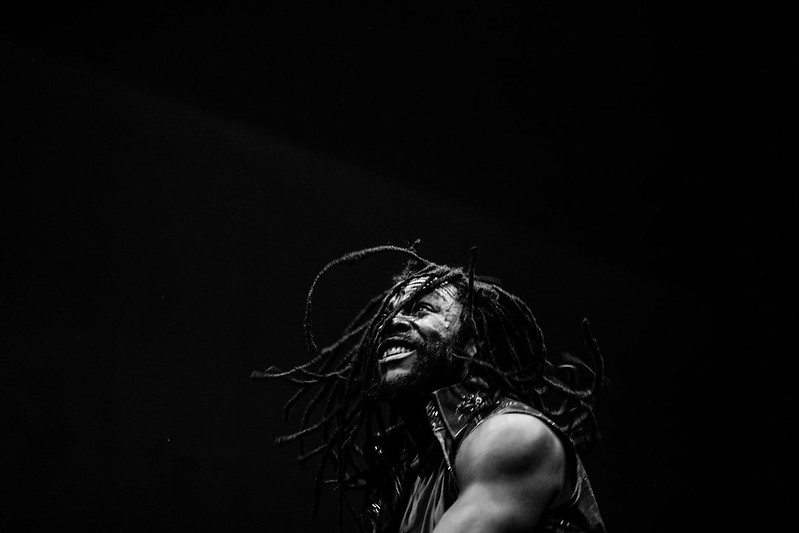 Byb Chanel Bibene, Photo by Robbie Sweeny