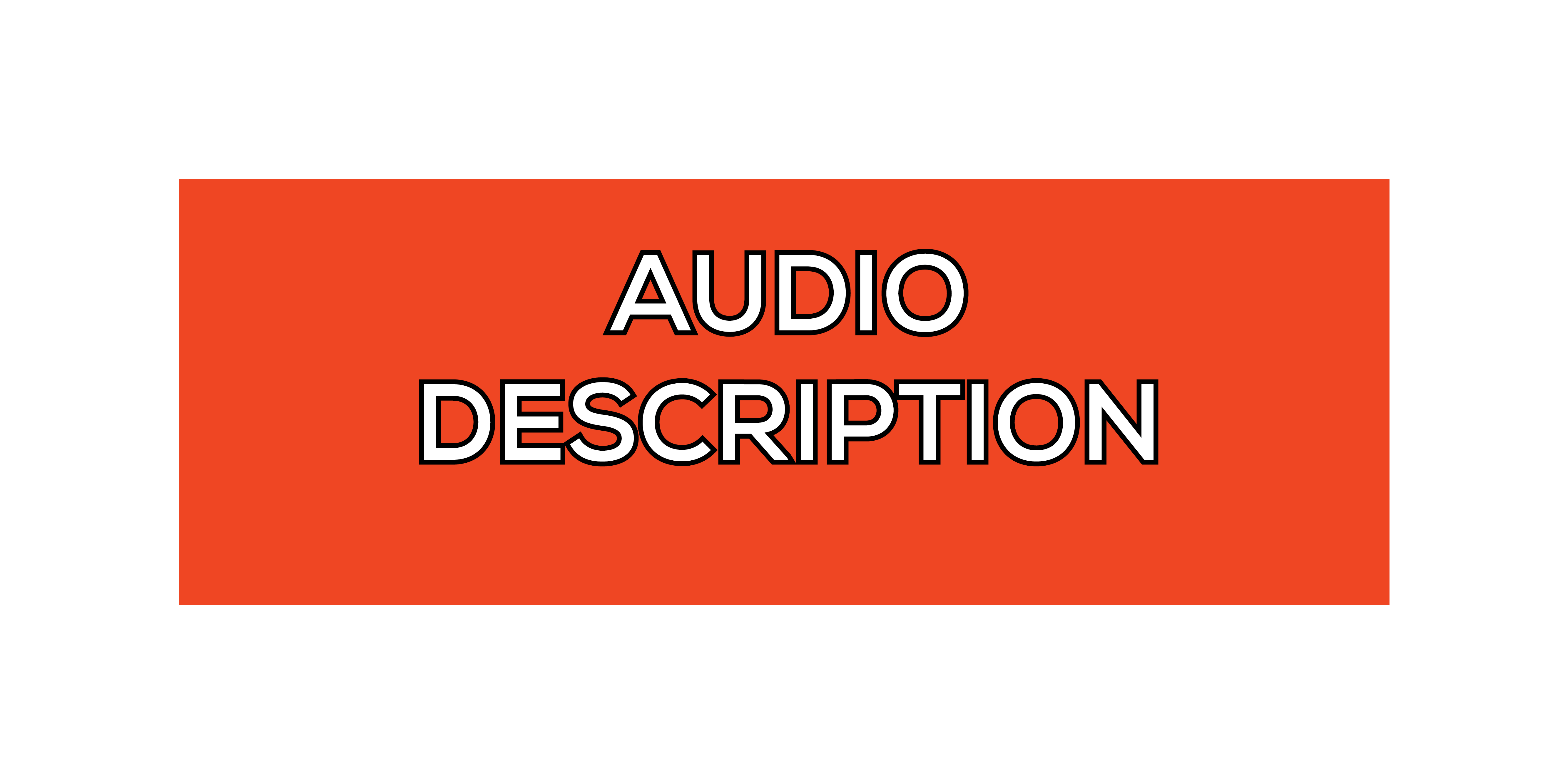 Click this button to view the event with Audio Description
