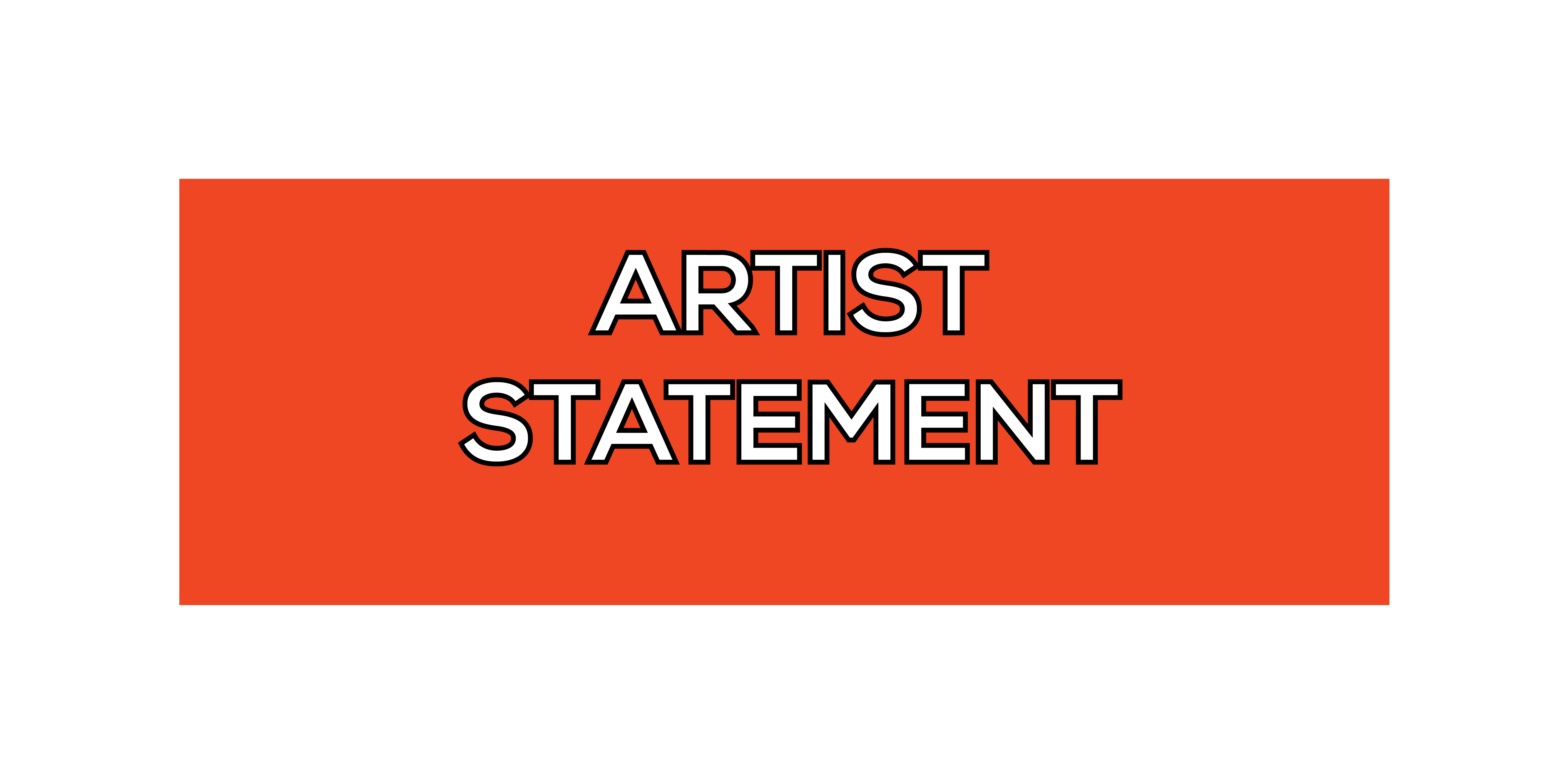 Click this button to download the artist statement