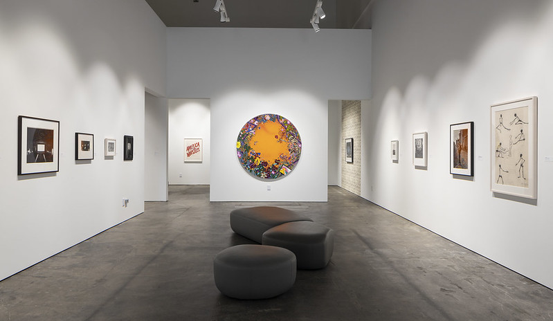 McEvoy Foundation for the Arts, 'Next to You' installation view. Photo by Henrik Kam